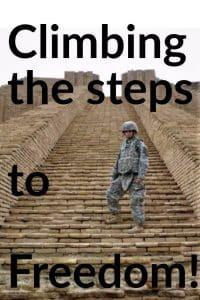 """My steps to financial freedom"""