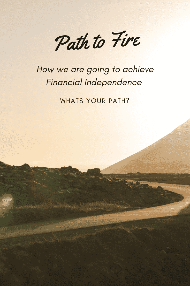 """""""path to financial independence"""""""