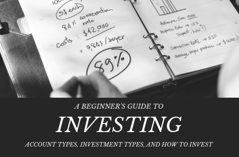 """""""beginner's guide to investing"""""""