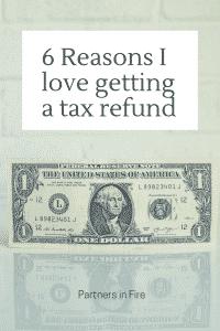 """getting tax refund"""