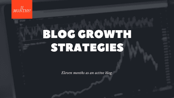 """eleventh month blogging"""