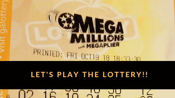 """Play the lottery"""