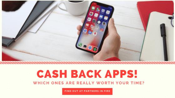 """""""cash back apps"""""""