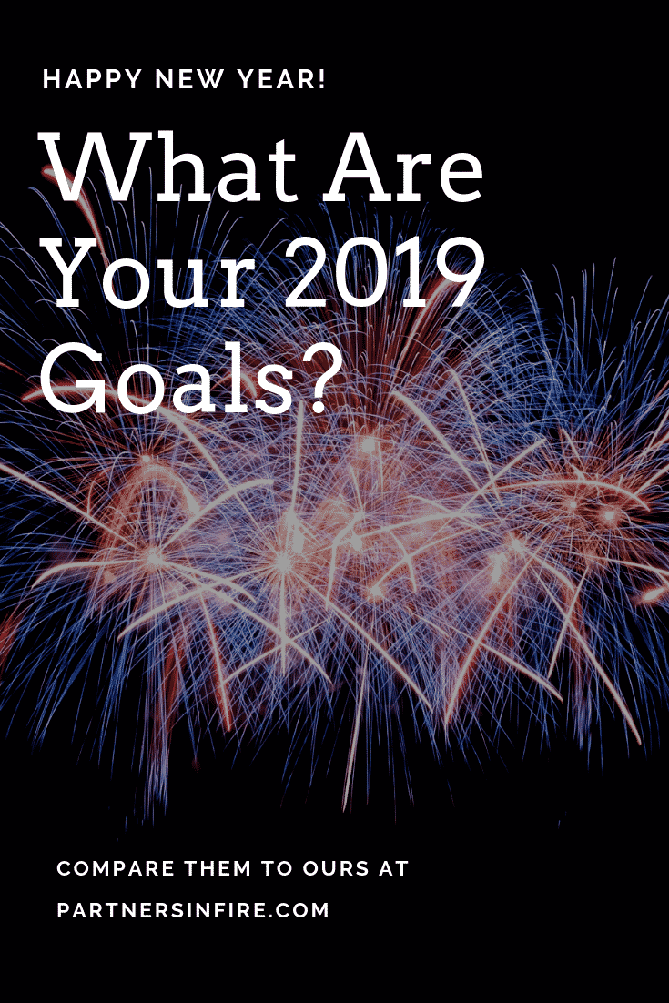 """""""new years goals for 2019"""""""