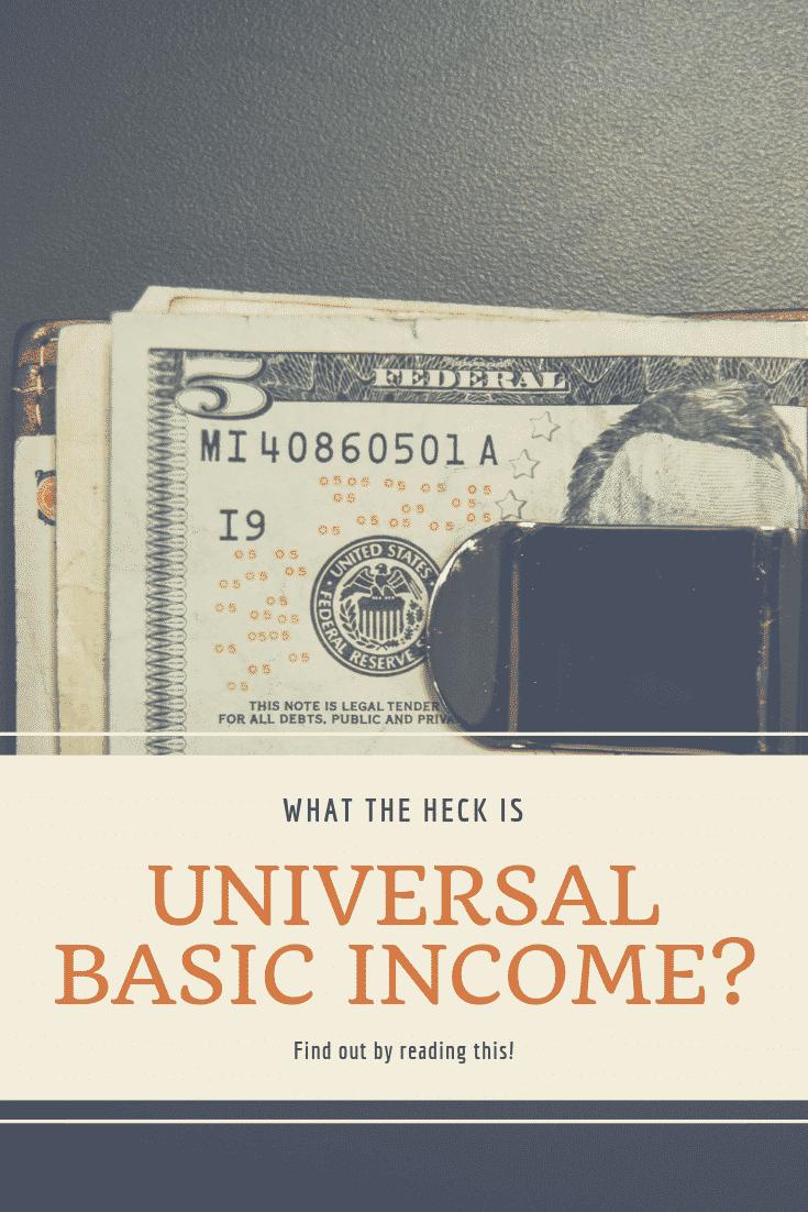 """""""universal basic income"""""""