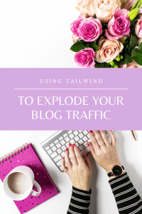 """""""explode your blog traffic using tailwind"""""""