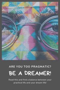 """pragmatic vs idealistic"""