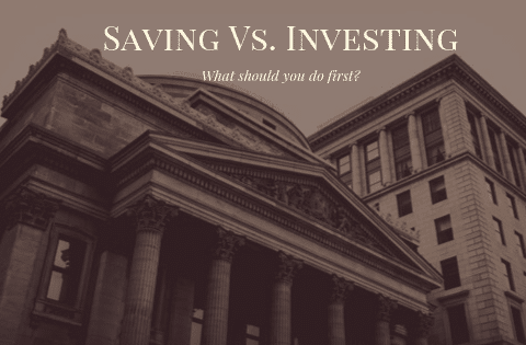 should you save or invest your money
