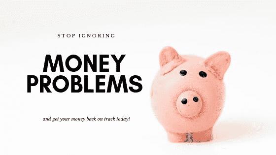 """""""ignoring money problems"""""""