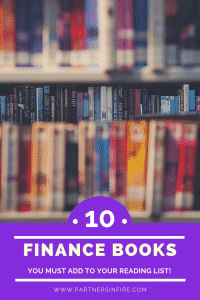 """""""Must read personal finance books"""""""