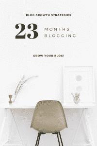 """23rd month blogging"""