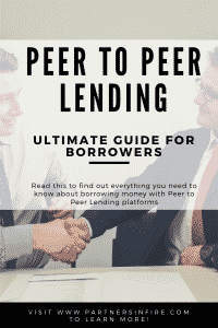 borrowing with peer to peer lending