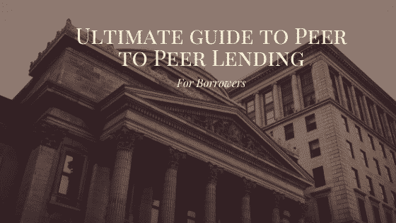 """borrowing with peer to peer lending"""