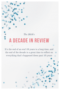 """""""a decade in review"""""""