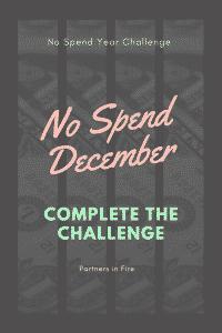 No Spend December