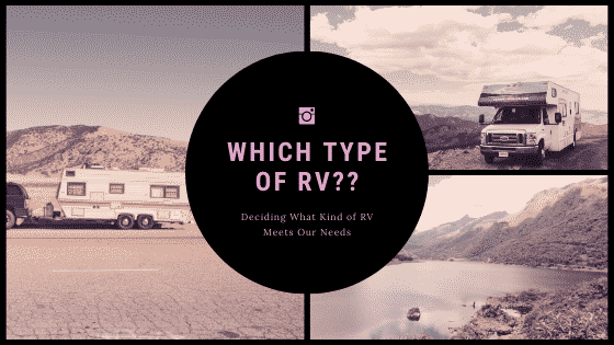 Which type of RV