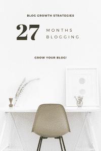 """27th month blogging"""