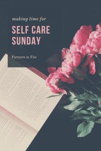 """""""Self-care Sunday"""