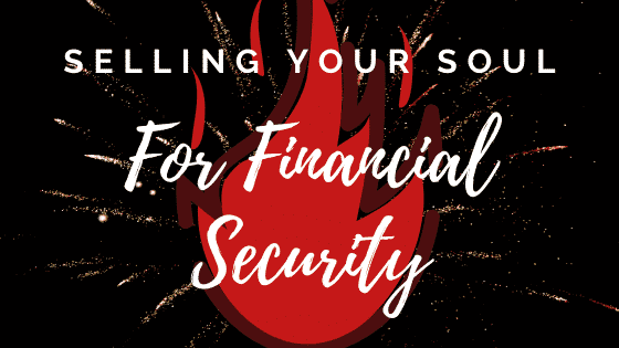"""""""financial security"""""""