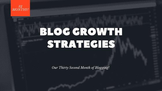 32nd month blogging