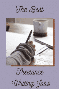 best freelance writing jobs