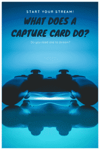 what does a capture card do