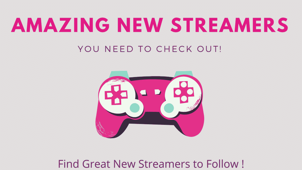 Twitch streamers to follow
