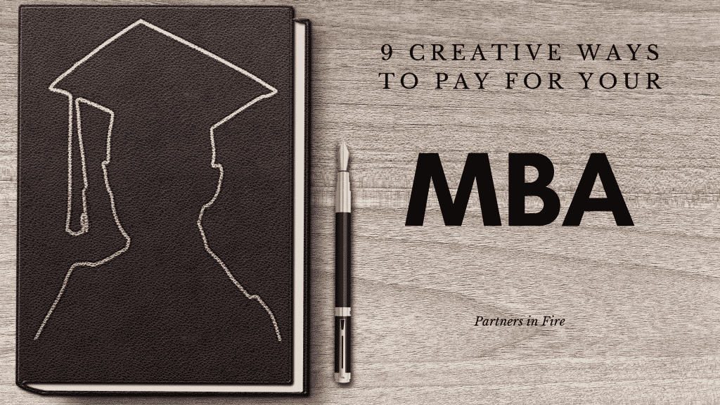 pay for an MBA