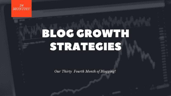 34th month blogging