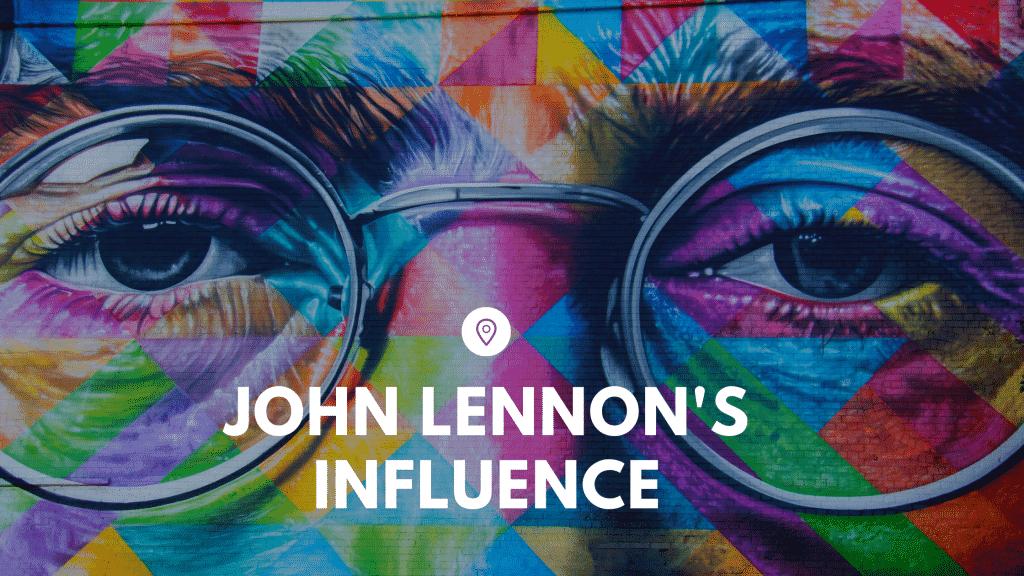 john lennon's influence