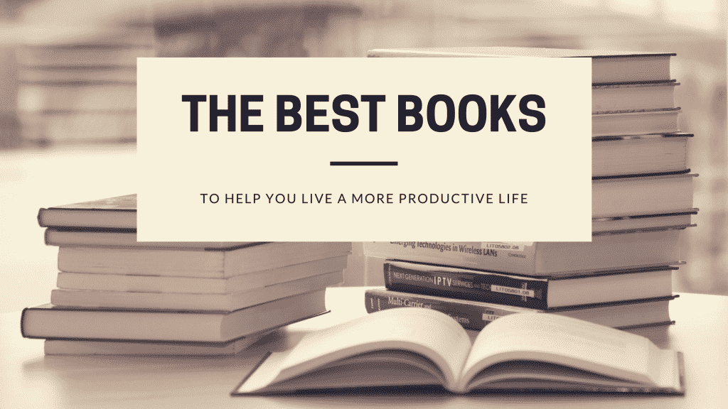 books for productivity