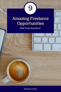 Best freelance jobs