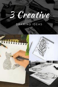 3 drawing Ideas