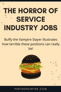 service industry jobs