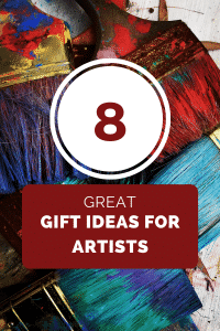 great gifts ideas for artists