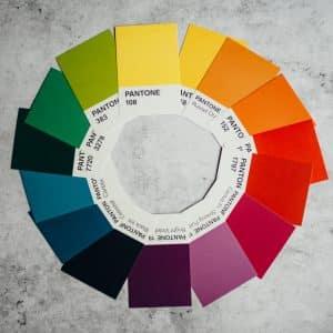 What Colors Make Orange - Color Wheel jm