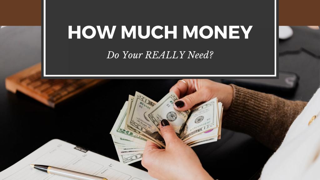 how much money