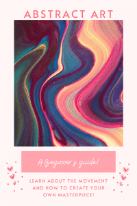 Abstract art guide