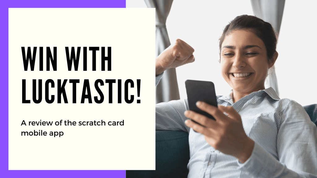 Lucktastic review