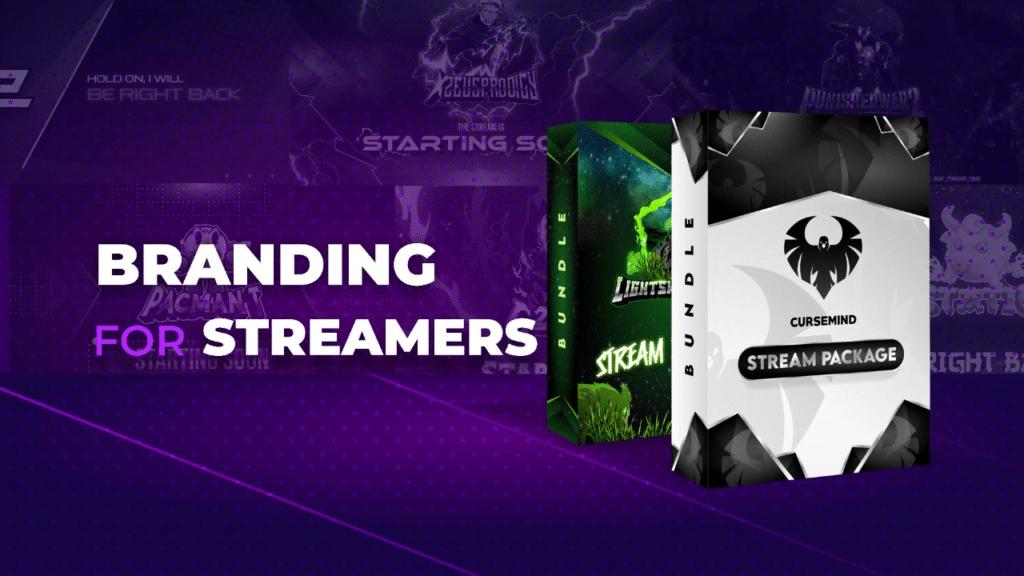 branding for streamers