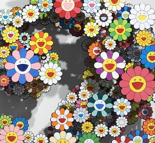 murakami smiling flowers
