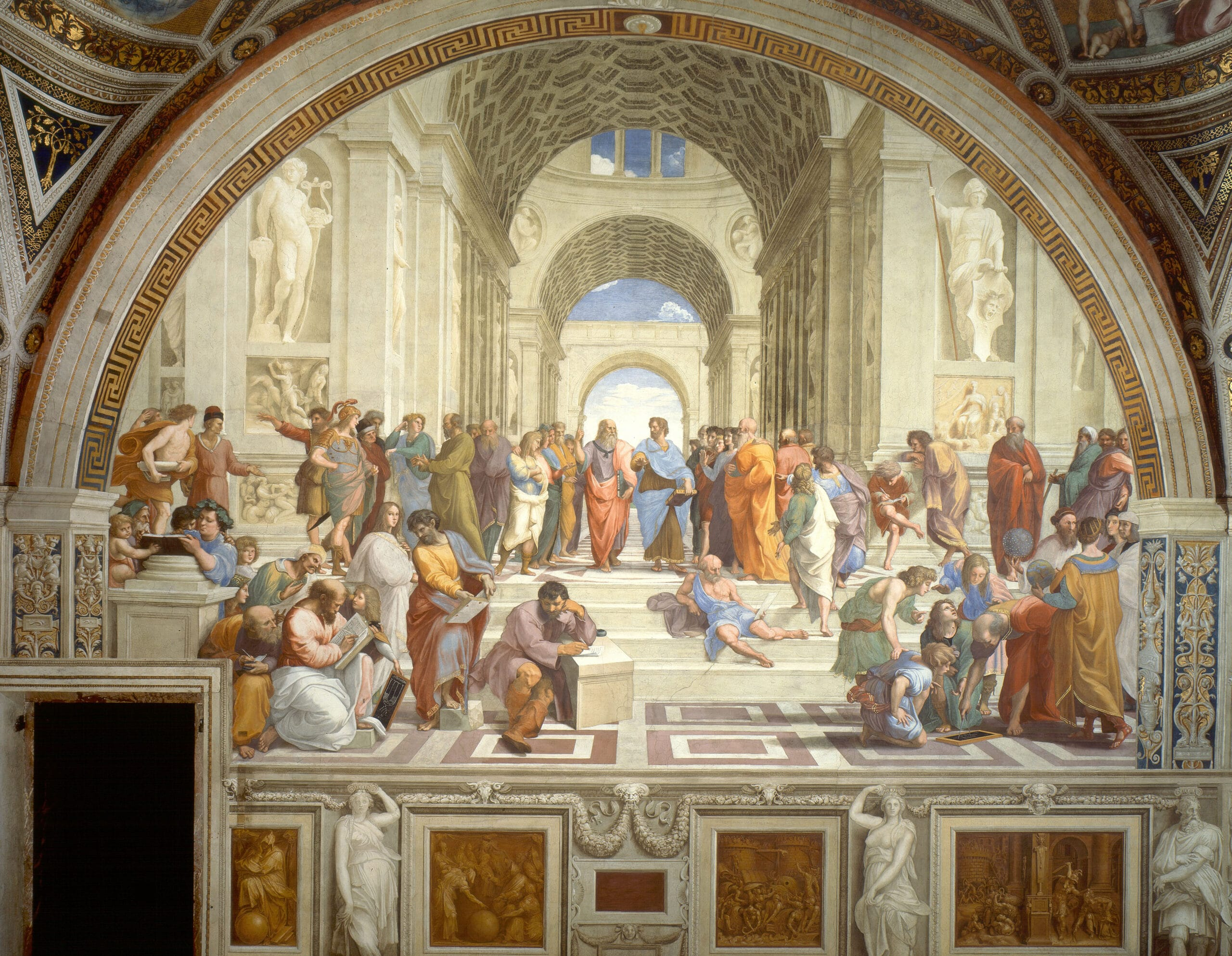 famous painter raphael