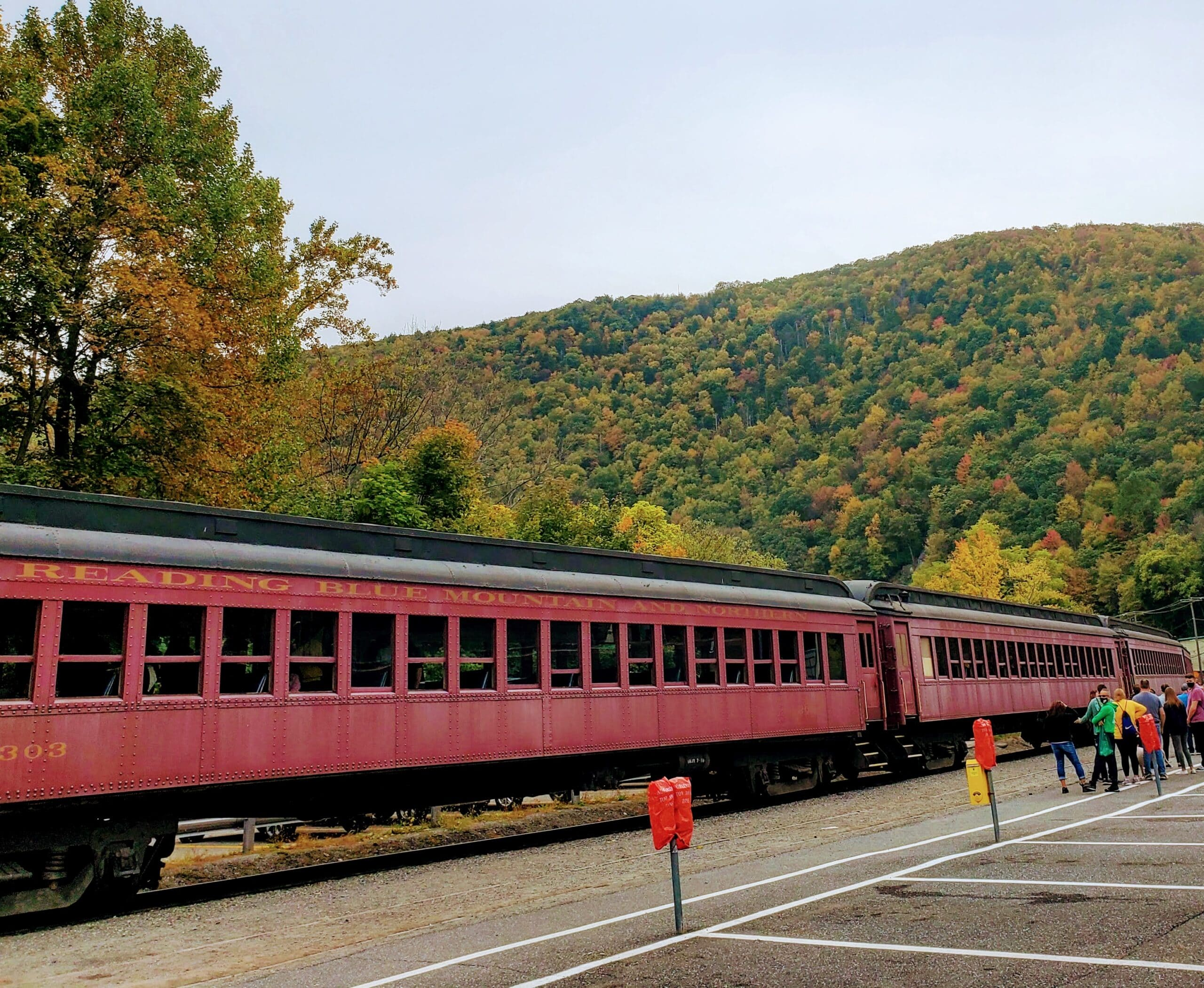 ride the reading railroad