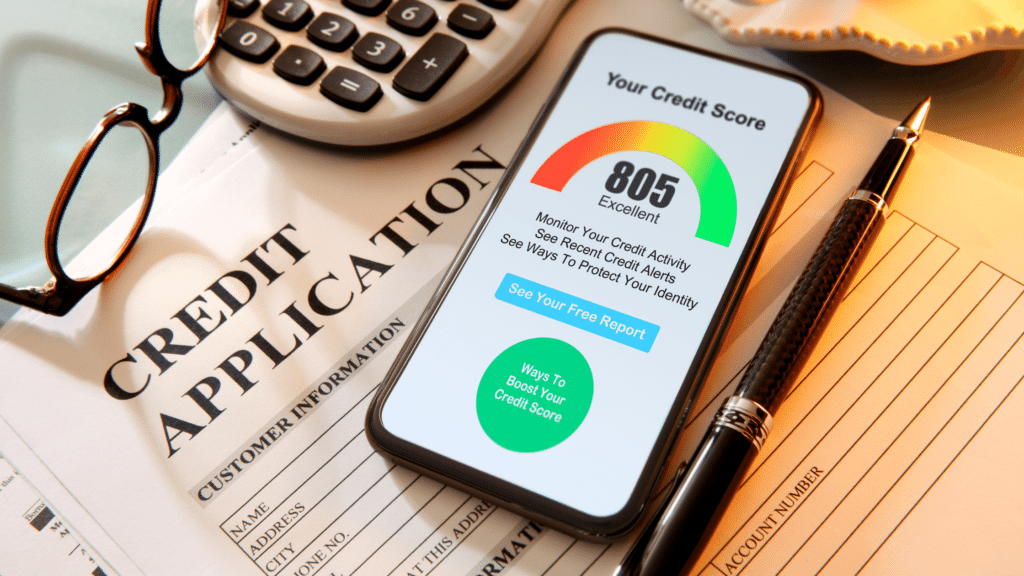 unlock your credit